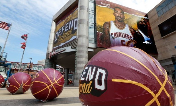Cavaliers getting NBA All-Star Game in 'near future,' league official says