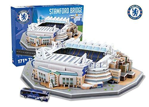 #FootballMemorabilia #SportsMemorabilia Stamford Bridge Stadium 3D Puzzle ➤ https://t.co/v9CfCXbm4O https://t.co/x0InLO2diW