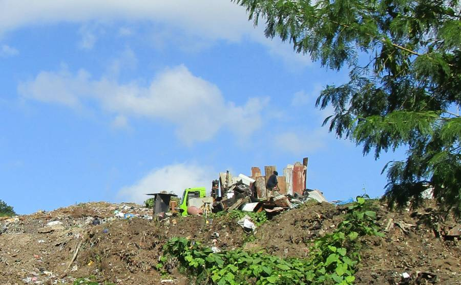 Construction Waste Increase as Record Waste Deposited at Perseverance Landfill