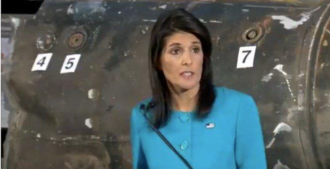Nikki Haley: Here's proof Iran has been supplying weapons to militants in Yemen