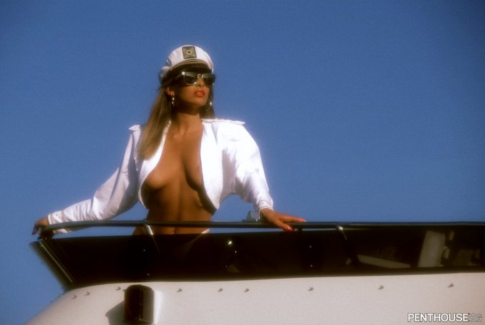 Happy #TBT w this photo of Cindy Steel from March 1991  #PenthouseVault https://t.co/7v5AWdT3h0