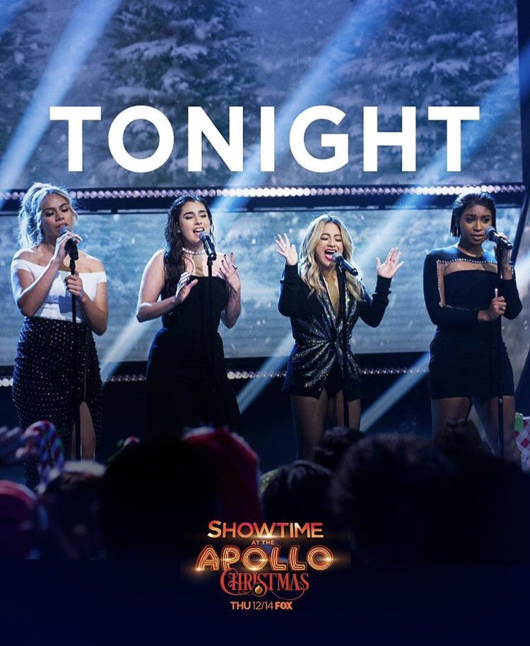 Who's watching @FifthHarmony on @ShowtimeApollo? #CanYouSee ���� https://t.co/QjB9xh6Wr3
