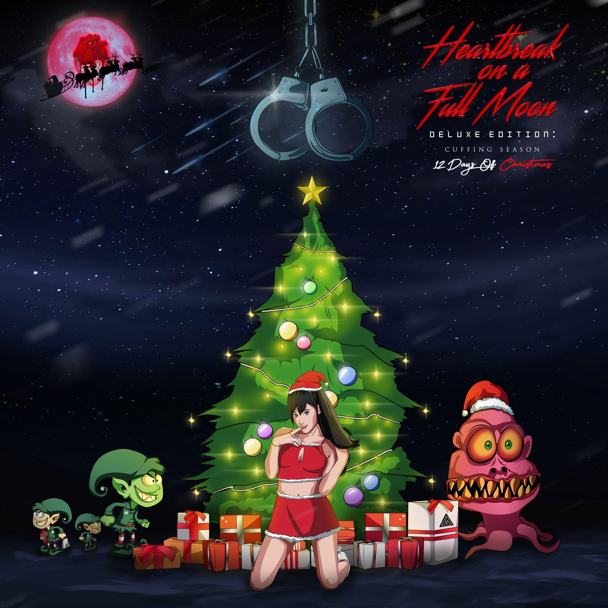 Stream 12 Days Of Christmas: CUFFING SEASON on @Spotify now! �� �� ❤️ https://t.co/O478P4fTEz https://t.co/2hAKvw6Rrt