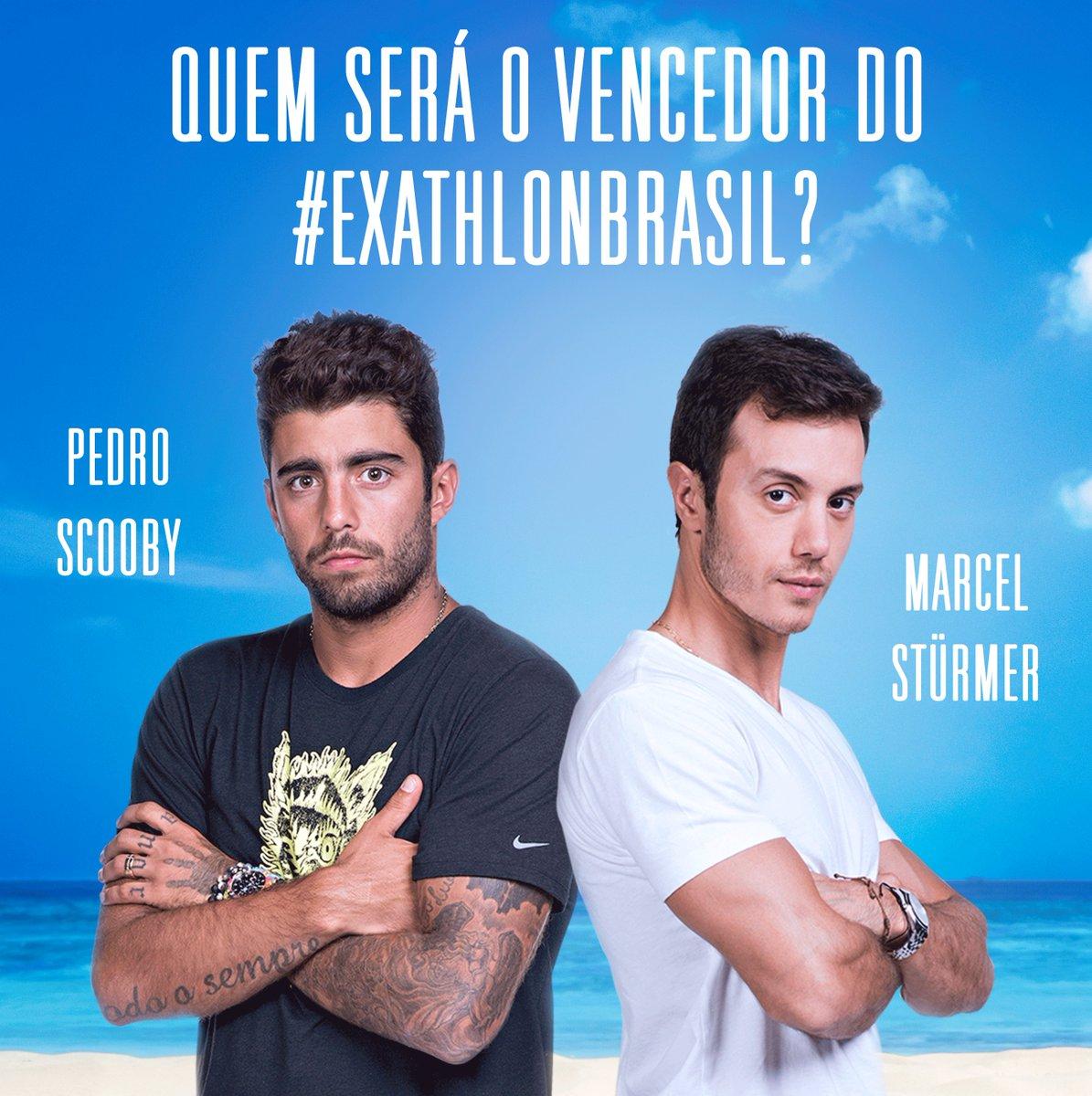 #ExathlonBrasil