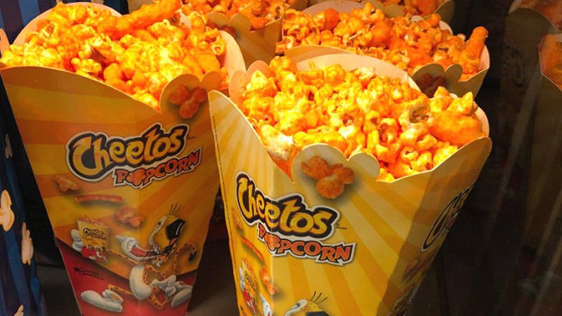 Regal Cinemas to start serving Cheetos popcorn