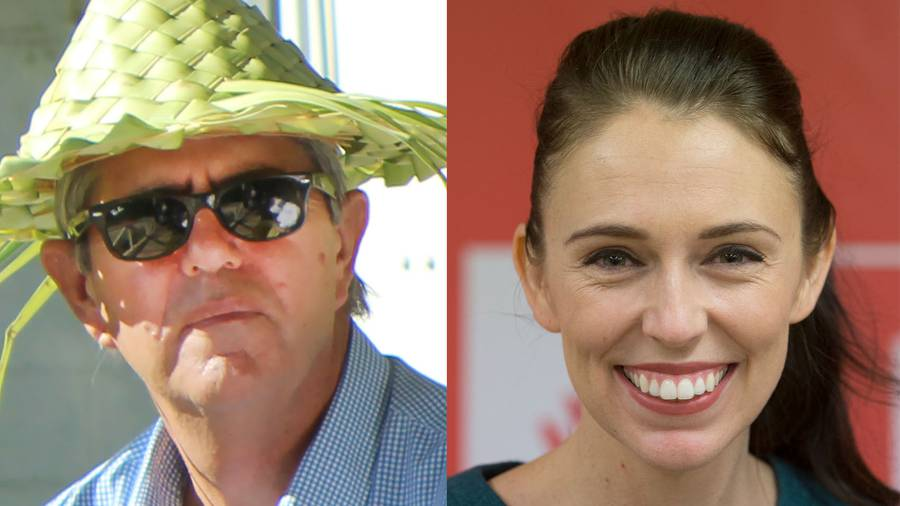 PM's father Ross Ardern will be the new Administrator for Tokelau, based in Auckland