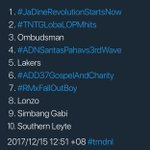RT : Top trending pa din! 🙌 #JaDineR...