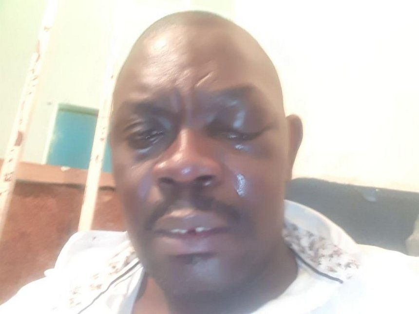 Ghanaian businessman fights for his life after police assault over rent arrears
