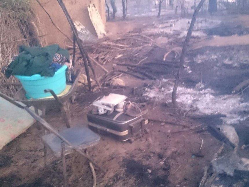 Hundreds displaced after 150 homes razed in Turkana