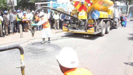 County needs Sh29 billion to repair roads, committee says