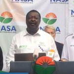 NASA announces fresh time-frame for swearing in its leader Raila Odinga