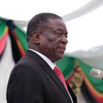 Zimbabwe's Mnangagwa seeks end to Western sanctions