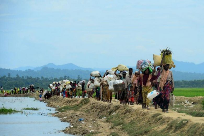 Rohingya would 'rather die' than return to oppression in Myanmar