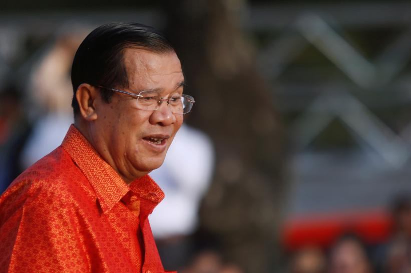 Cambodia's Hun Sen challenges EU and U.S. to freeze assets https://t.co/CEvd0FEoTC https://t.co/CyZmyAhT2G