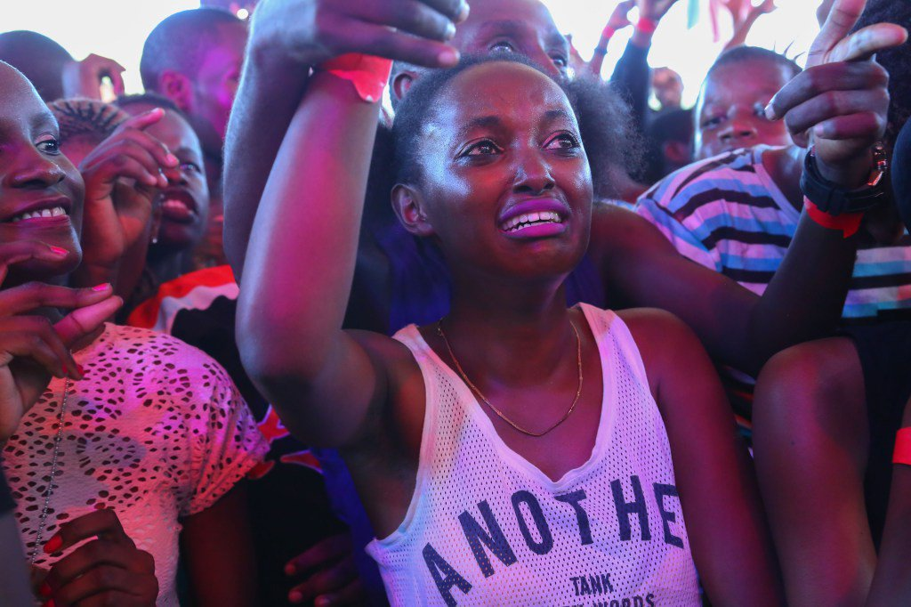 Blaze's Be Your Own Boss (BYOB) Campaign to Conclude Tomorrow in Nairobi