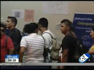 Salvadoreños buscan refugio en Costa Rica