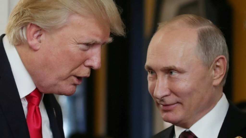 Putin, Trump discussed North Korea in phone call: Kremlin