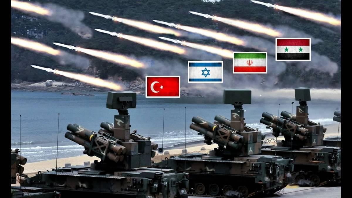 Israeli-Saudi Clash with Iran on Syrian Soil Is Pretty Much Inevitable