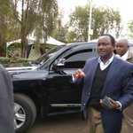 Wiper leader Kalonzo Musyoka expected back home for Nyenze's burial and son's swearing-in