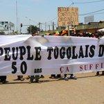 mobilisation de l'opposition à Lomé avant une rencontre de la Cédéao