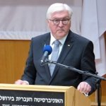 German president: Immigrants must reject anti-Semitism, it's 'non-negotiable'