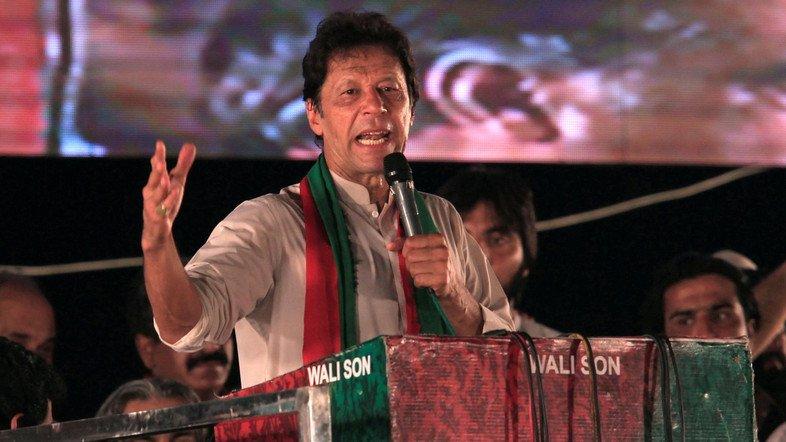 test Twitter Media - #Pakistani top court rejects bid to bar opposition leader #ImranKhan https://t.co/mB1ubJ5LZb https://t.co/cLOiExkXkY