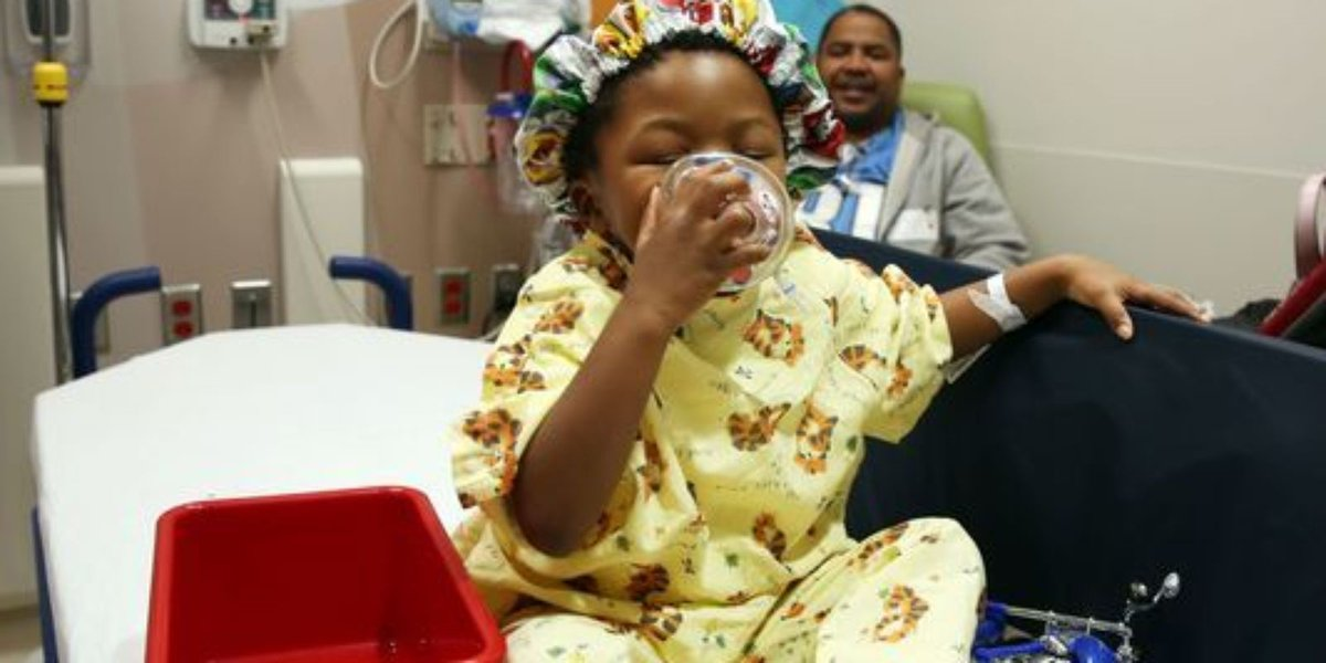 Sewing caps for surgery: This hospital needs support for kids