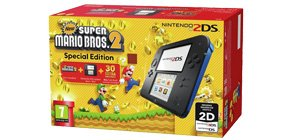 New comp! Win a Nintendo 2DS FreebieFriday Giveaway Competition Giveaway Prize