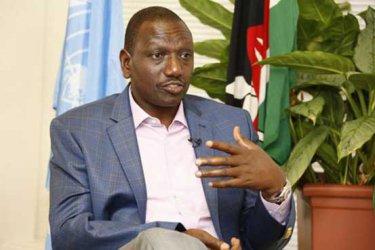 Ruto: Treatment of cancer still a major challenge in Kenya