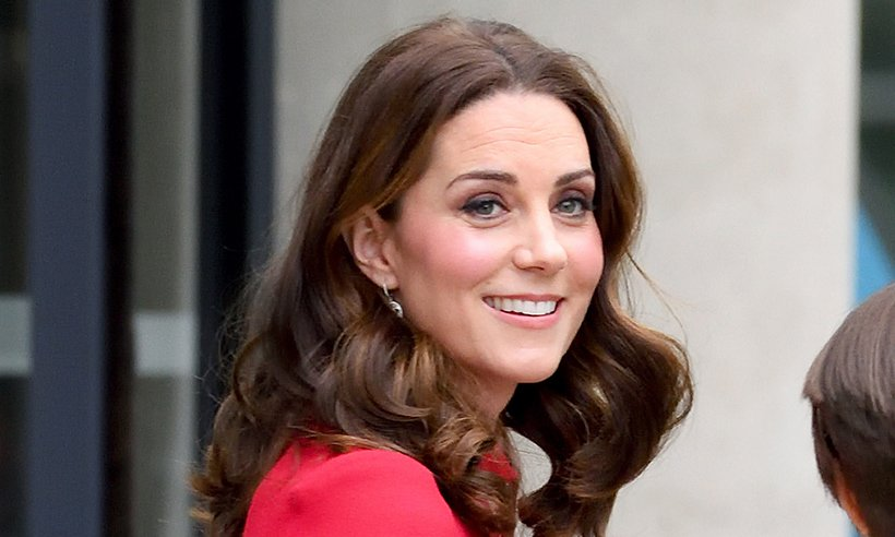 Revealed: the £1,900 dress Kate wore to her staff Christmas party...