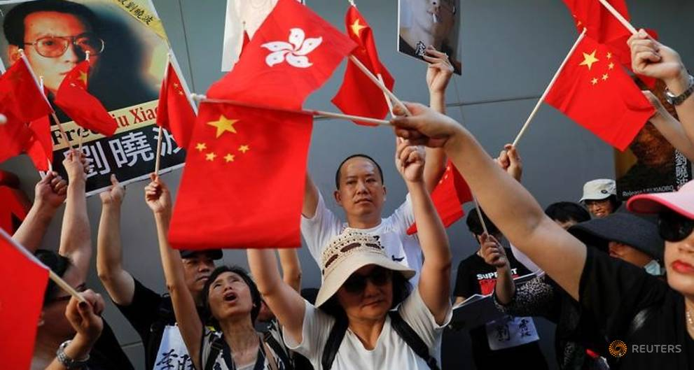 Battle lines drawn in Hong Kong over plans to change LegCo's operating rules