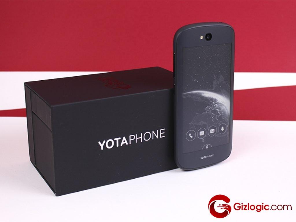 YotaPhone 2, hemos probado este móvil con tinta electrónica https://t.co/Y4ekYCq2jw #smartphones #novedades https://t.co/RygouOHNbw