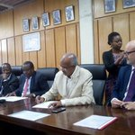Kenya signs new partnership with the Global Fund