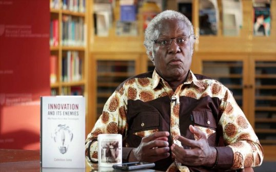 President Uhuru mourns the late Professor Calestous Juma