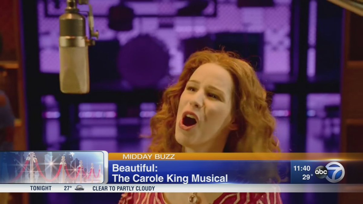 Chicago actress stars in 'Beautiful: The Carol King Musical'
