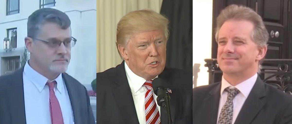 Fusion GPS Confirms Hiring DOJ Official's Wife To Investigate Trump https://t.co/00dpDxTE1S https://t.co/oB4PcHcNxm