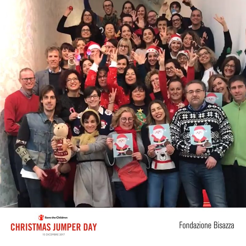 #ChristmasJumperDay