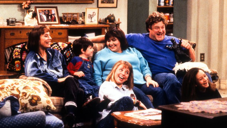 Save the date for the return of Roseanne! Tuesday, March 27 on ABC