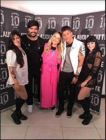 Claudia Leitte. Foto do site da BN Holofote que mostra Electrotimba lança música com participação de Claudia Leitte ouça 'Rompe Corazones'