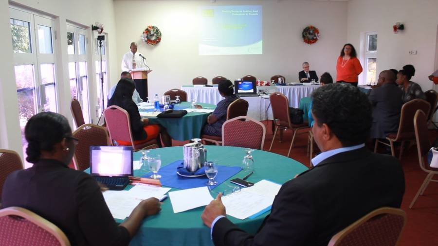 2-Day Workshop for Grenada's Integrity Commission