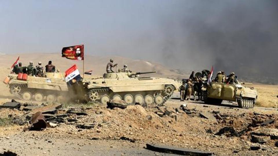 Shia paramilitaries should be part of Iraq state security bodies: Ayatollah Sistani