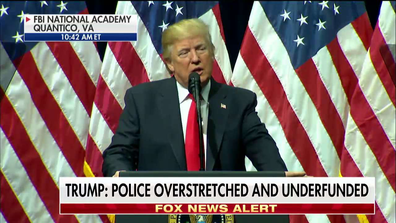 .@POTUS: 'We will protect those who protect us.' https://t.co/t50MOg8IA6
