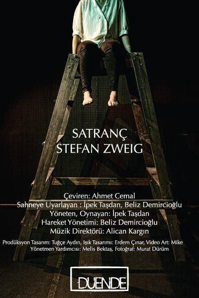 "Duende Tiyatro'nun yeni oyunu ""Satranç"" üzerine yazım:  https://t.co/SUYUA4oZ83 https://t.co/igZi5f1YvL"