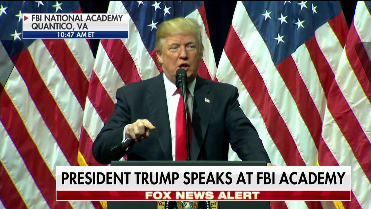 .@POTUS: 'ICE - these are great people too... and the border patrol agents, great people.' https://t.co/epKxhzHplZ