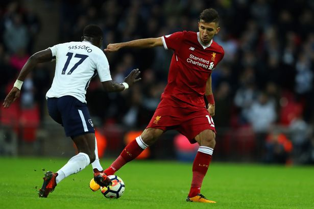Grujic is wanted by Brighton and Aston Villa on loan as the race to secure his services in January hots up. Galatasaray are keen to take him to Turkey but Liverpool are adamant that he won't be going abroad. https://t.co/CRvqxtlPxz