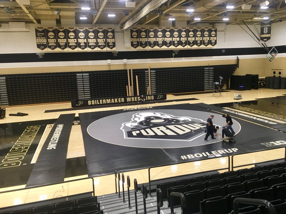 RT @PurdueWrestling: Who else is excited to get in here on Monday?! 🙋♂️🙋♀️ #AlwaysAggressive #BoilerUp https://t.co/63GTDWmYLi