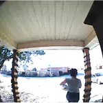 Police searching for alleged package thief in northwest OklahomaCity