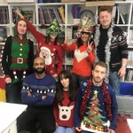 Happy #ChristmasJumperDay from James Pembroke Medi...