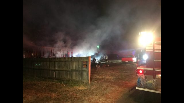 Infant dies in mobile home fire in northeast Oklahoma