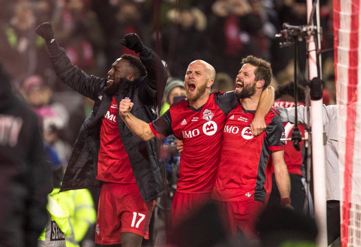 He's baaaaaaack! Defender Drew Moor commits to Toronto FC  📰: https://t.co/rQYfWanJKs https://t.co/XWtf3PSbhl